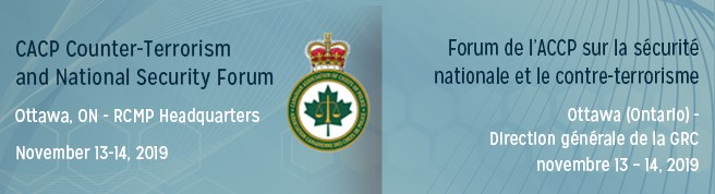 CACP Counter-Terrorism and National Security Forum