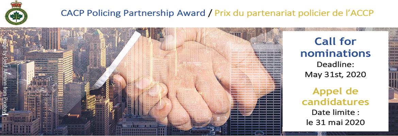 Policing Partnership Award FR