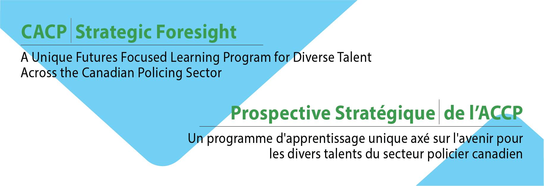 CACP Strategic Foresight Program